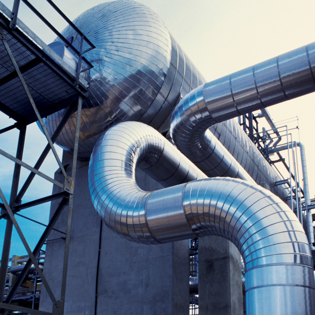 gas pipeline and gasification unit in a classified location